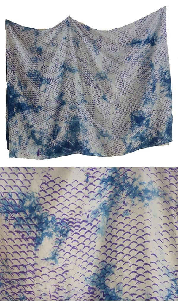 sarong-indigo-fish-scales